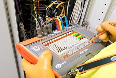 Έλεγχοι - μετρήσεις ηλεκτρικών εγκαταστάσεων