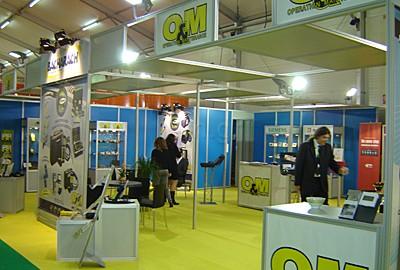 Συμμετοχή της εταιρείας μας στη διεθνή έκθεση Climatherm 2010