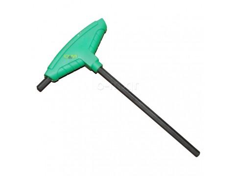 Κλειδί allen, τύπου Τ, μήκους 150mm, 8