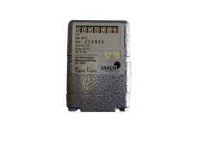 Oil meter devices